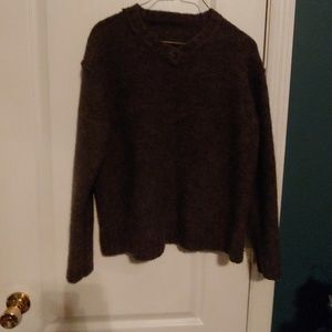 American Eagle Outfitters wool/nylon blend sweater